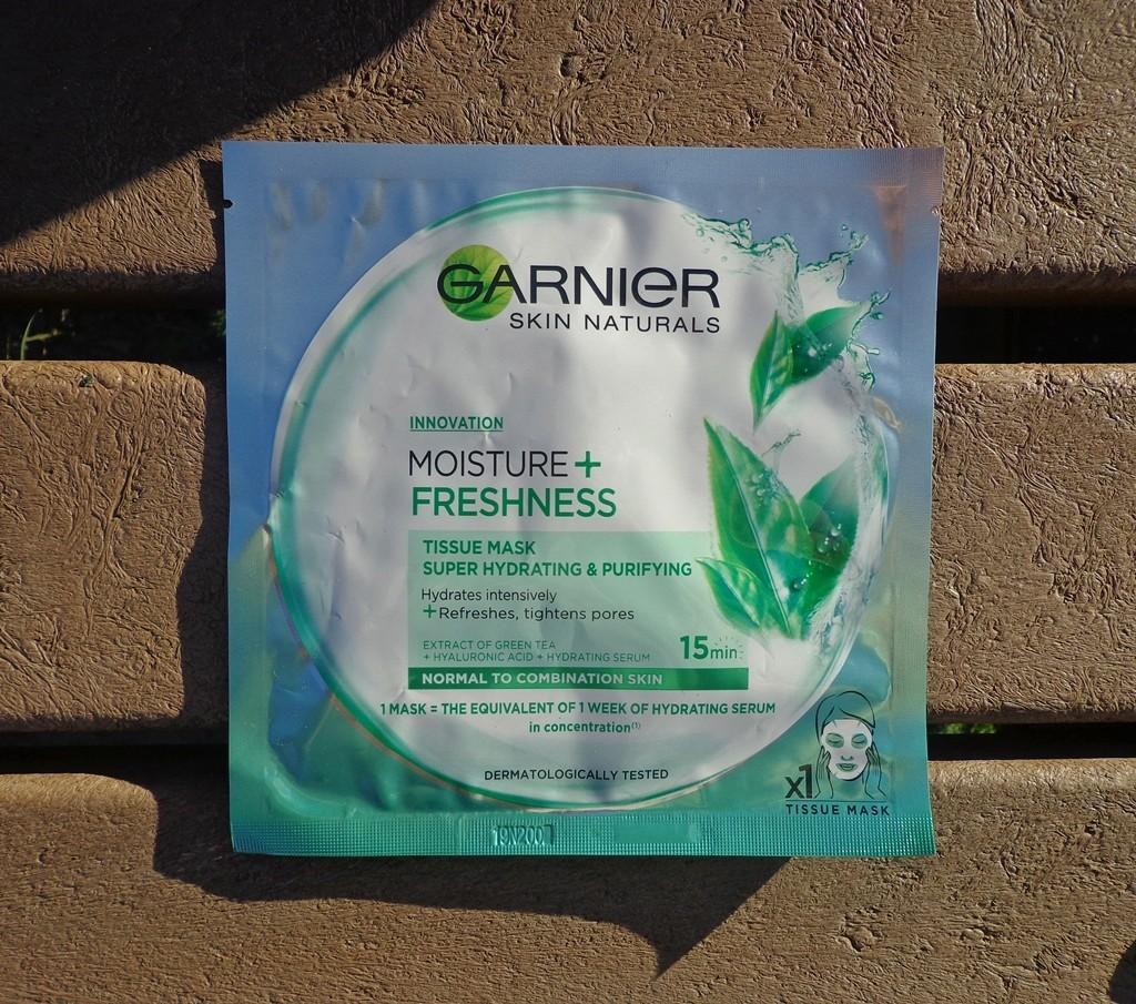 Garnier Skin Naturals Moisture + Freshness - fapex.pt
