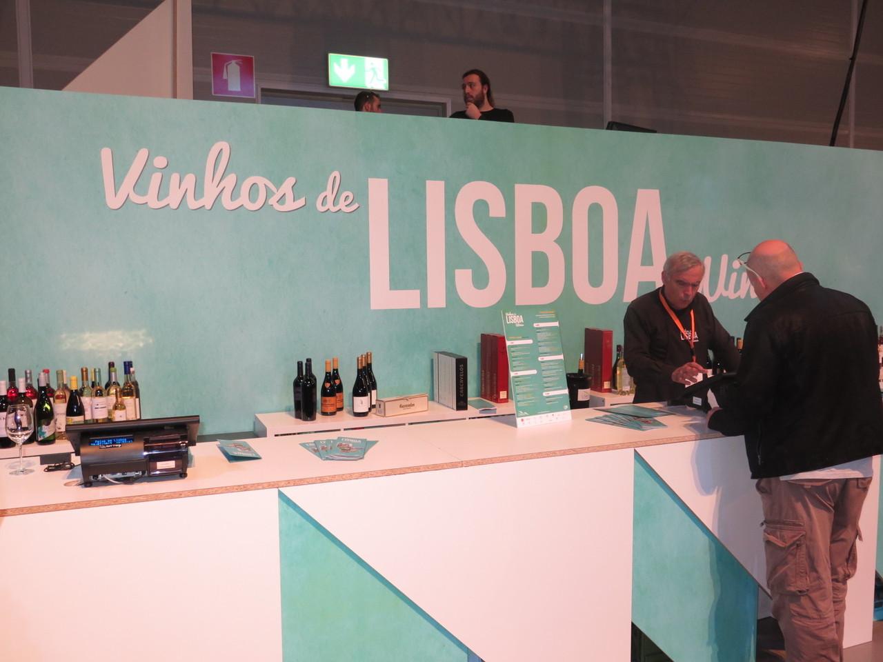 Vinhos da região de Lisboa