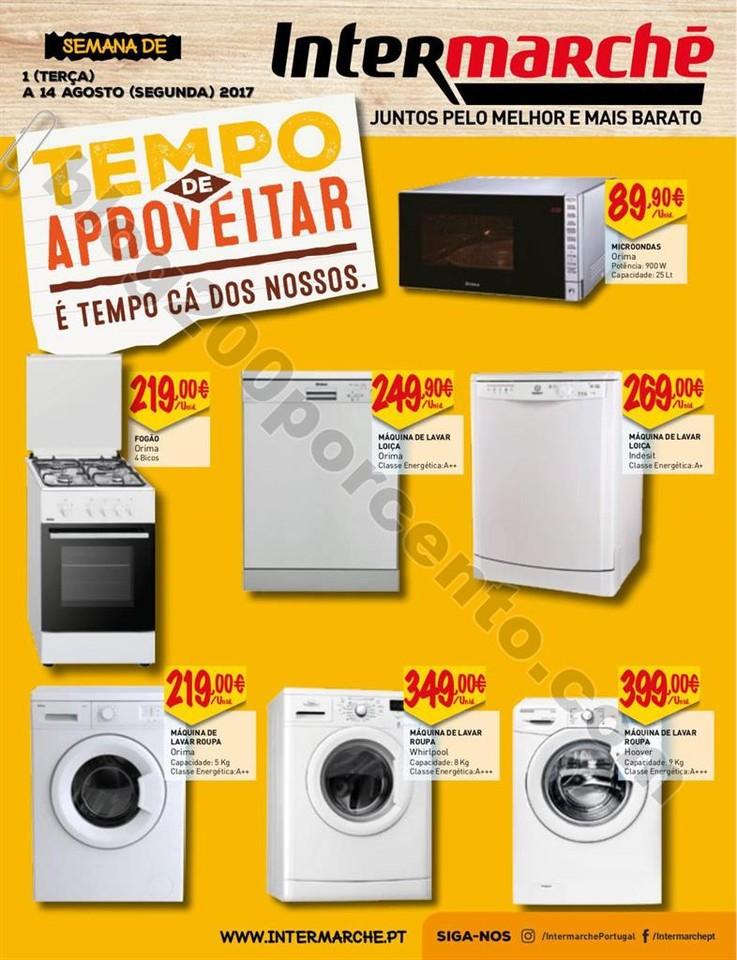 Antevisão Folheto INTERMARCHÉ Eletrodomésticos