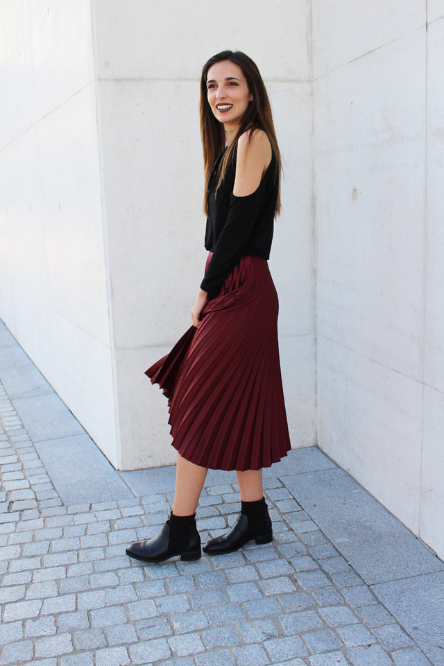 blog, blogger, ina, ina the blog, pleated skirt, trend, catarina soares, porto, portugal, street style, fashion, look, outfit