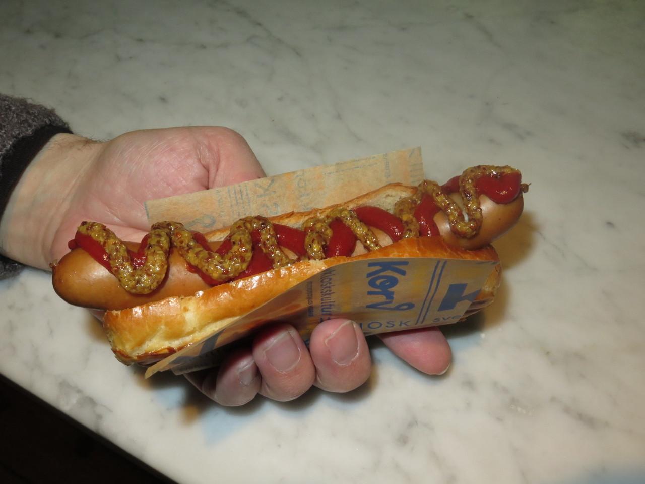Kokt Wienerkorv do KORVKIOSK