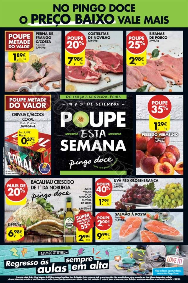 Antevisão Pingo Doce Madeira 4 a 10 setembro p1.j