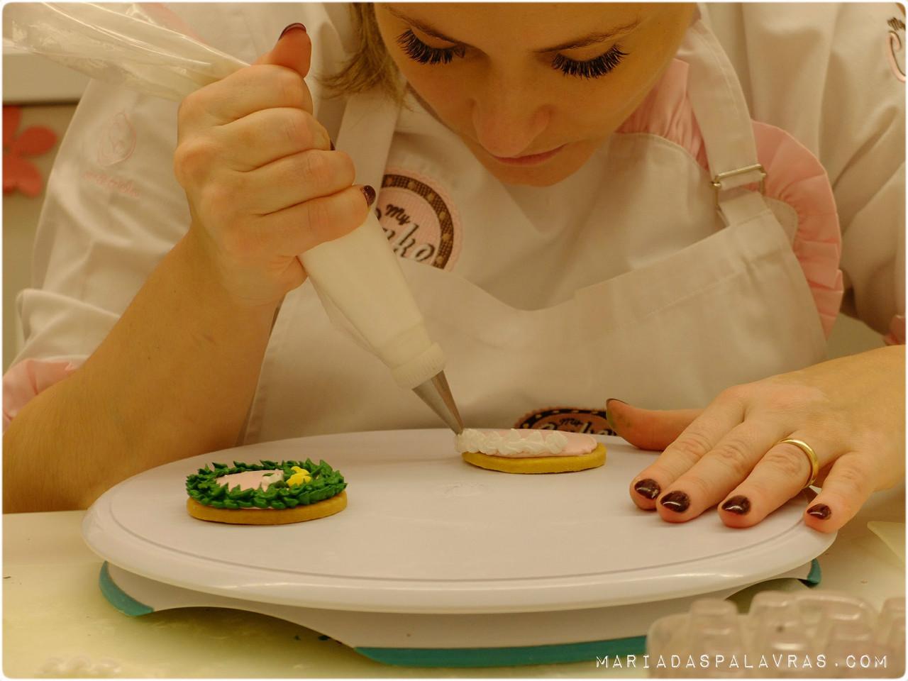 Workshop de Bolachas e Biscoitos My Cake Store - Ver voucher Odisseias