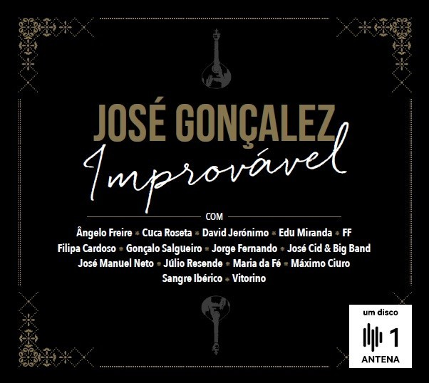 Jose Goncalez - capa disco Improvavel.jpg