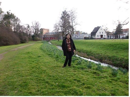 Foto Ana Ribeiro em Duderstadt_Alemanha