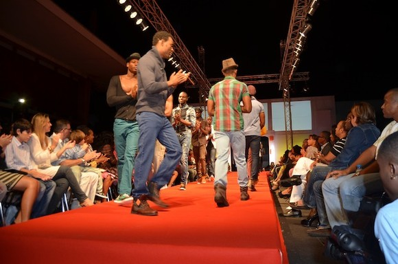 Angola Fashion Week 1º dia