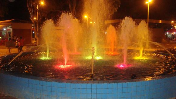 Fonte da Praça do Centenário de Porto Nacional T