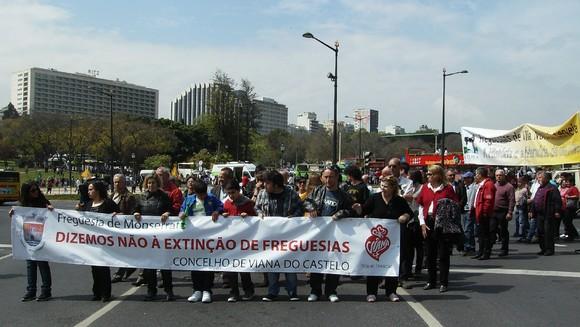 ManifestaçãoFreguesias 013