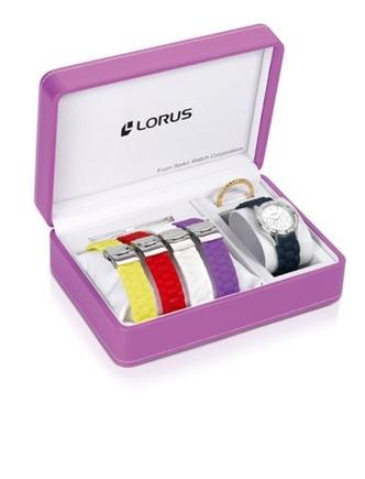 Box Lorus Lilás