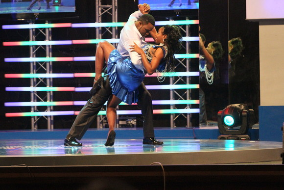 Liloca na 5ª Gala da Dança dos Artistas