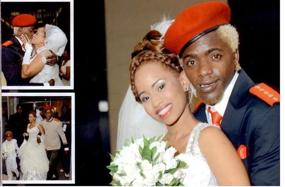 Casamento de Wesa e Nagrelha