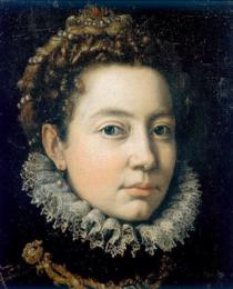 [Sofonisba Anguissola, Auto-Retrato, c.1560]