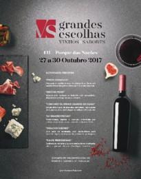 VS Grandes Escolhas - Vinhos & Sabores - CARTAZ 20