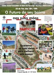 O futuro do seu bairro também está na sua mão!