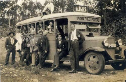 Autocarro Antigo