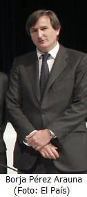 Borja Pérez Arauna, Prisa