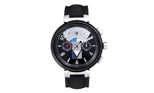 Relógio Inspiração Navy Louis Vitton