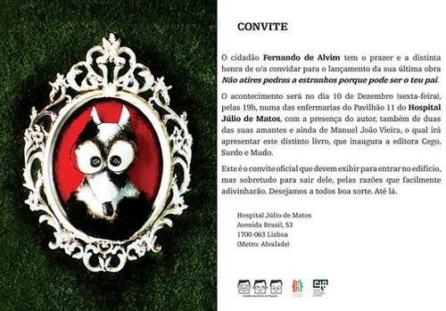 Fernando Alvim fará amanhã uma apresentação essencialmente original...