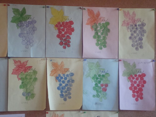 ideias para o outono jardim de infancia : ideias para o outono jardim de infancia:Na nossa sala já há pedacinhos de Outono feitos por nós!