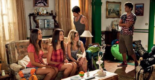 Paula e os amigos