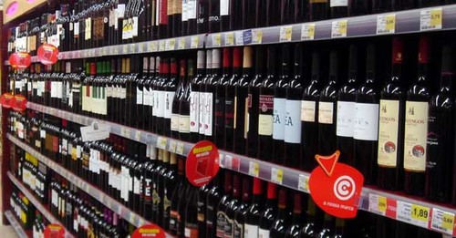 Resultado de imagem para feira dos vinhos continente