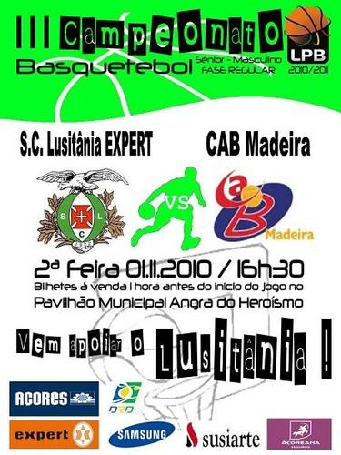 Vamos apoiar o Lusitânia no feriado de amanhã...