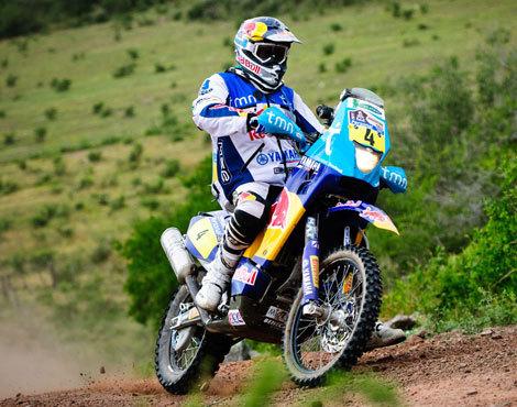 Hélder Rodrigues foi terceiro no Rali Dakar...da América do Sul.