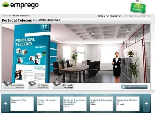Stand Portugal Telecom