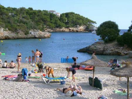 Férias de praia em Maiorca
