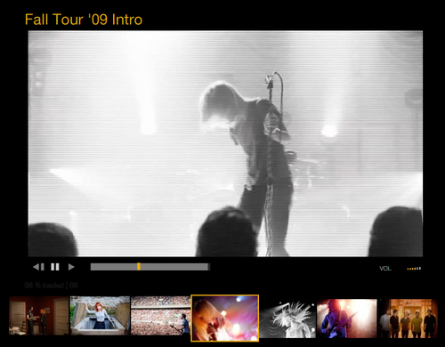 Clica Aqui para ver o video da Fall Tour Intro 09