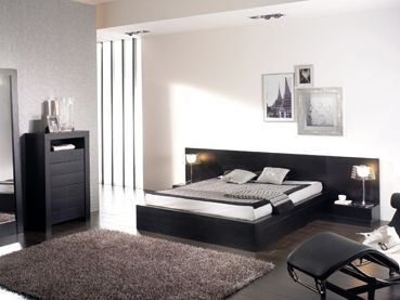 Camas cabeceras y recamaras tapizadas dormitorios modernos - Cabeceras de cama tapizadas ...