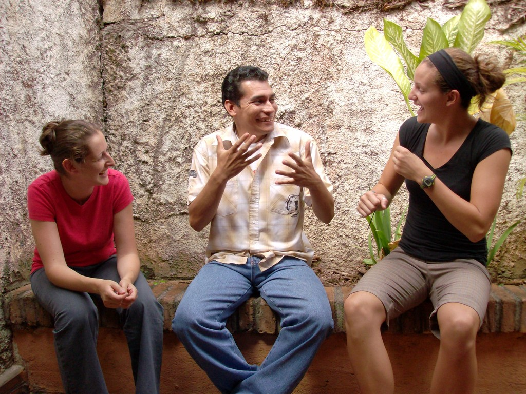 New Nicaraguan sign language shows how language affects