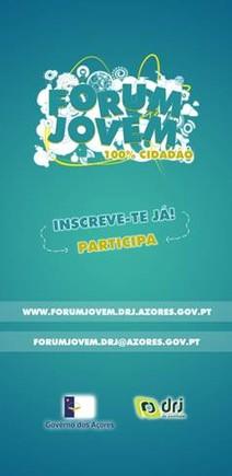 """""""Fórum Jovem"""", amanhã em Angra..."""