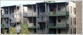 Apartamento abandonado