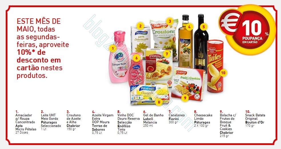 Produtos poupança | INTERMARCHÉ | para maio