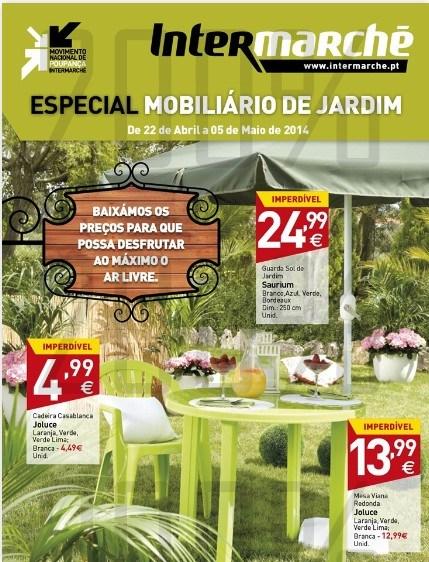 mobiliario de jardim intermarche:folheto