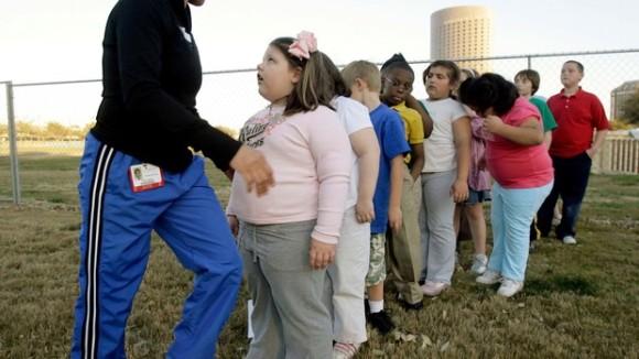 crianças+obesas+EUA+AP