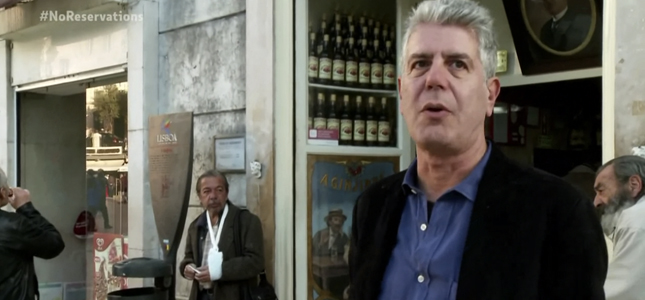 Anthony Bourdain - No Reservations - Lisbon