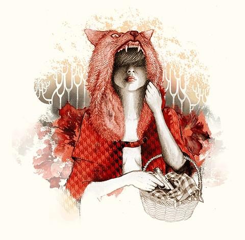 capuchinho vermelho