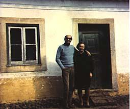 Saramago, Azinhaga