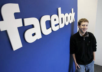 Mark Zuckerberg, fundador e CEO