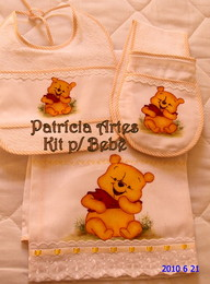 kit p/ bebê